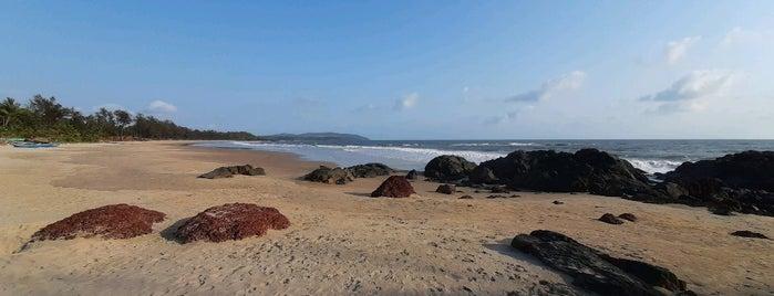 Talpona Beach is one of India.