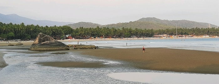 Colomb Beach is one of Beaches - South Goa.