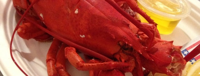 Lobster Place is one of Chelsea | Restaurants - TODO.