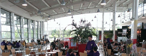 Norton Canes Motorway Services (RoadChef) is one of Posti che sono piaciuti a Ricardo.