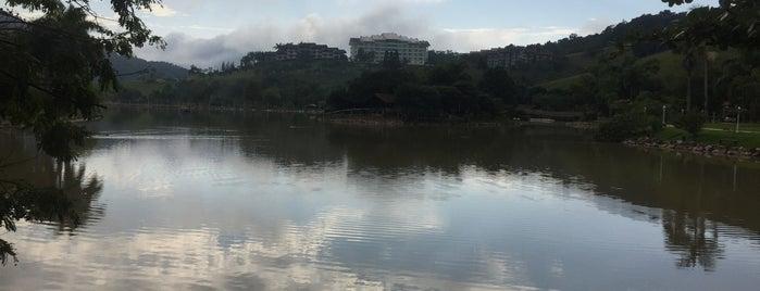 Trilha de Quadriciclo Fazzenda Park Hotel is one of Renato'nun Beğendiği Mekanlar.
