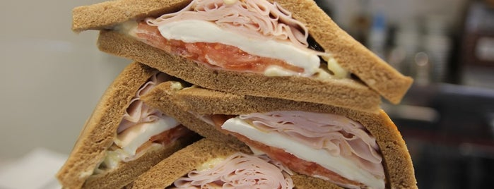 Tramé - Original Venetian Sandwiches is one of Eating Out Milan.