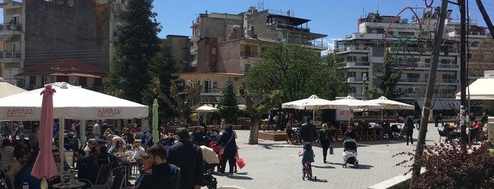 Πλατεία Αιμιλιανού is one of Ifigenia: сохраненные места.