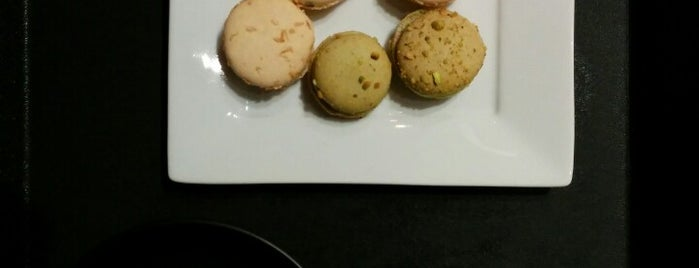Coffee Monster is one of I Love Macarons.