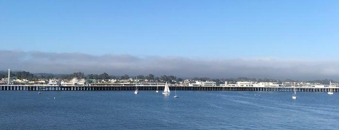 Westside Santa Cruz is one of Califórnia.