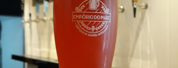 Empório do Malte is one of Beer Love SP.
