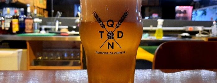 Quitanda da Cerveja is one of Craft beer in São Paulo.