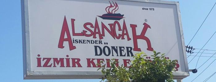 Alsancak İzmir Kelle Söğüş is one of Ertuğさんの保存済みスポット.