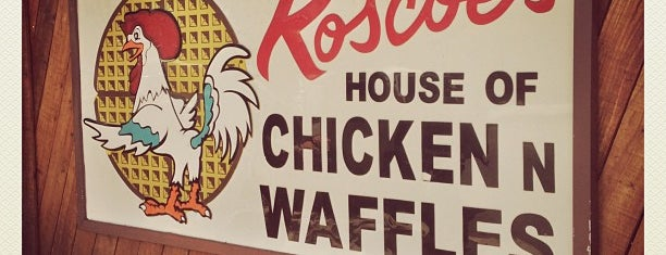 Roscoe's House of Chicken and Waffles is one of #myhints4LosAngeles.