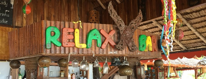 Relax bar is one of Thailand.