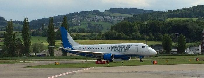 Aeroporto di San Gallo-Altenrhein (ACH) is one of Airports.