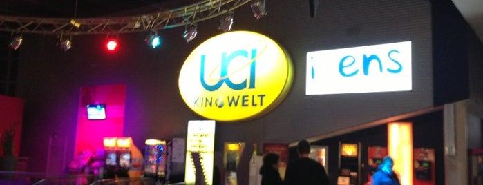 UCI Kinowelt is one of Karl : понравившиеся места.