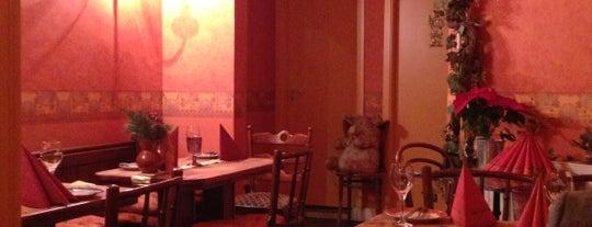 Piccolo Paradiso is one of Vegetarische Restaurants in Hamburg / Vegetarian.