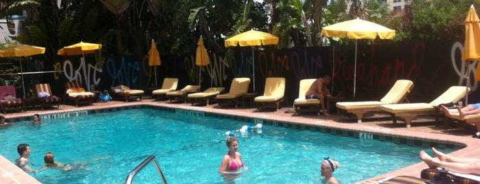 The Pool at Freehand Miami is one of Miami.