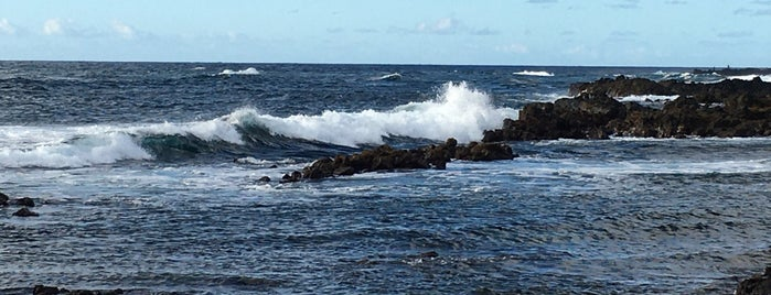 Ka'Iwi Scenic Shoreline is one of Out of town.
