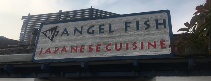 Angel Fish Japanese Cuisine is one of G.D.さんのお気に入りスポット.