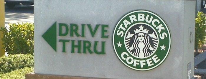 Starbucks is one of Stephanie 님이 좋아한 장소.