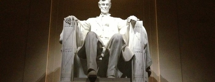 Lincoln Memorial is one of DC.