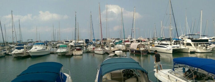 Ocean Marina Yacht Club is one of SVさんのお気に入りスポット.
