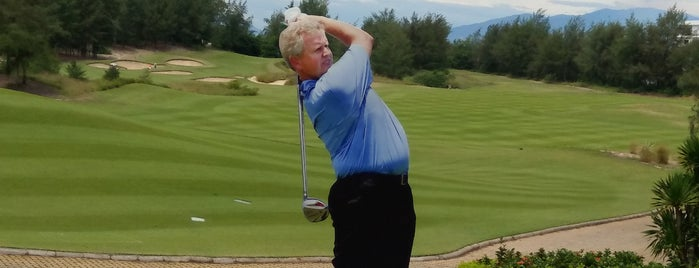 Montgomerie Links Việt Nam is one of Orte, die SV gefallen.
