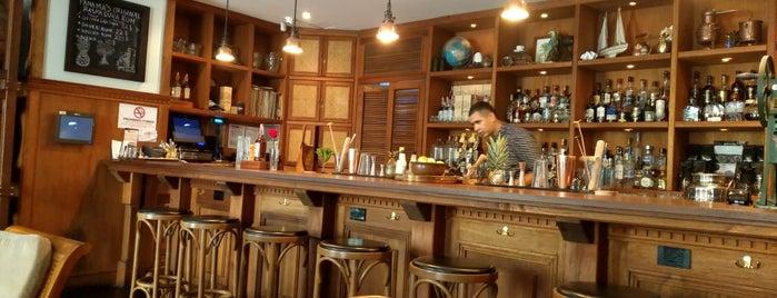 Pedro Mandinga Rum Bar is one of Panama.