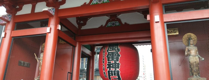 Senso-ji Temple is one of Orte, die SV gefallen.