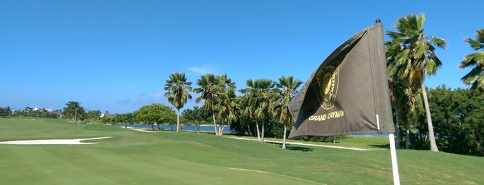 North Sound Golf Club is one of Locais curtidos por SV.