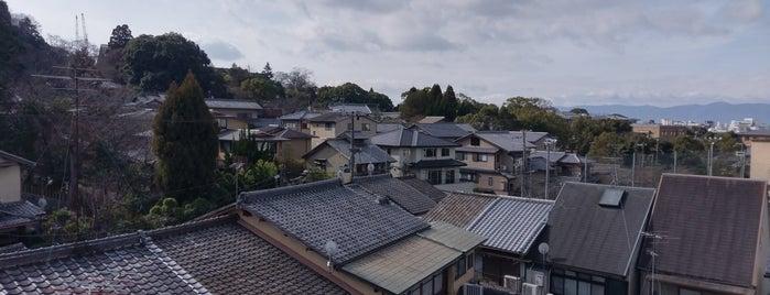 Kyoto is one of Tempat yang Disukai SV.