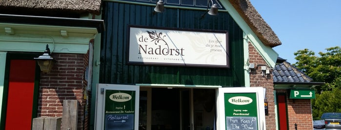 De Nadorst is one of Locais curtidos por SV.