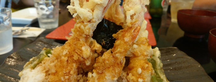 Fuji Tempura Idaten is one of Locais curtidos por SV.