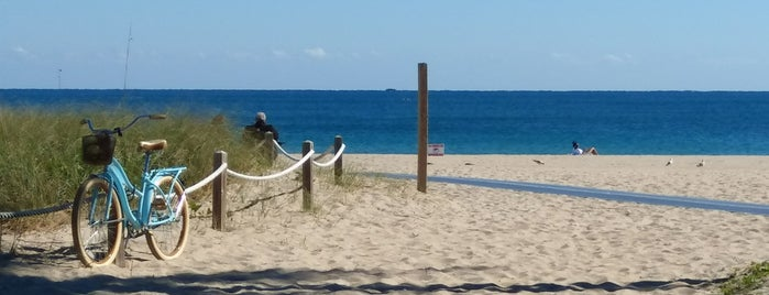 The Beach @ Pompano Beach is one of Tempat yang Disukai SV.
