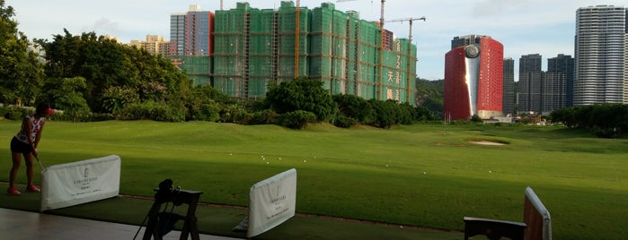 Caesars Golf Macau is one of Orte, die SV gefallen.