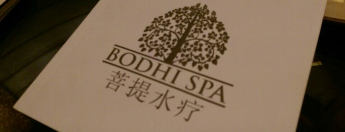 Bodhi Spa is one of SVさんのお気に入りスポット.