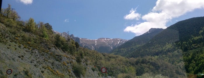 Somewhere in the Pyrenees is one of Orte, die SV gefallen.