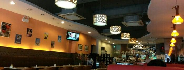 MD Café is one of สถานที่ที่ SV ถูกใจ.