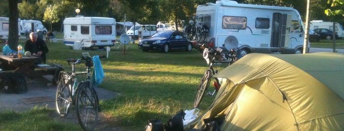 Camping Caravaning Les Iles is one of Bernard'ın Beğendiği Mekanlar.