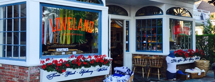 loveland is one of Cape cod.