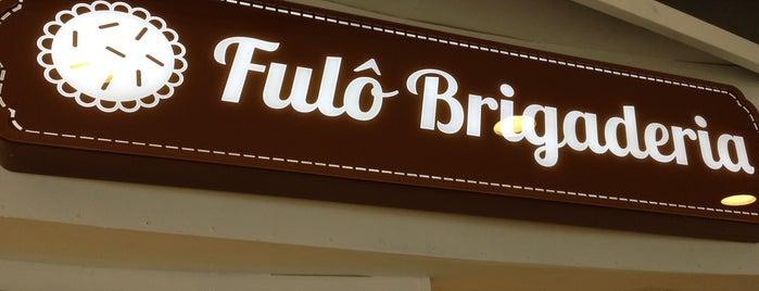 Fulô Brigaderia is one of Annie'nin Kaydettiği Mekanlar.