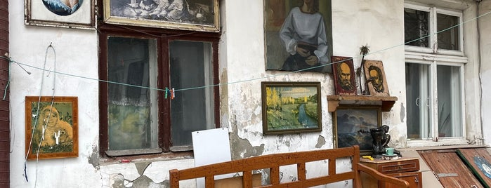Двір-музей покинутих іграшок is one of Lviv: One Day Trip.