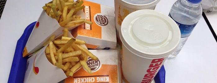 Burger King is one of Lieux qui ont plu à Sare.