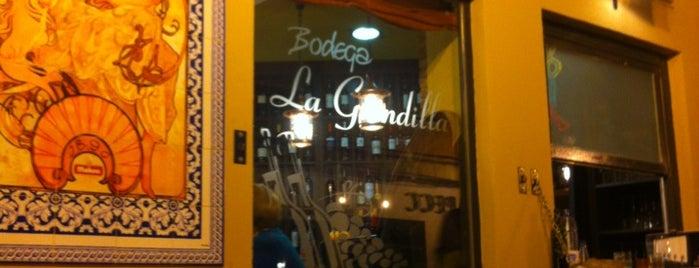 La Guindilla is one of Moraima en España.