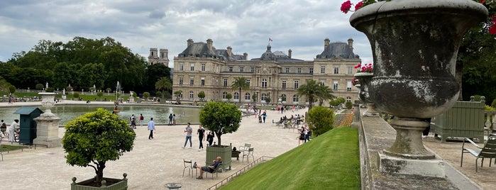 Grand Bassin du Jardin du Luxembourg is one of France.