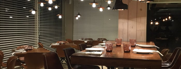 Komfort Restaurant is one of Marioさんの保存済みスポット.