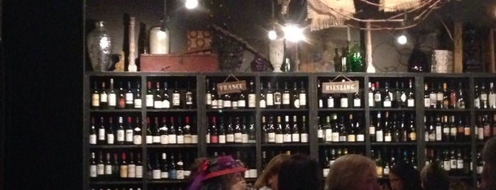 The Wine Bistro is one of Cbus Little Gems.