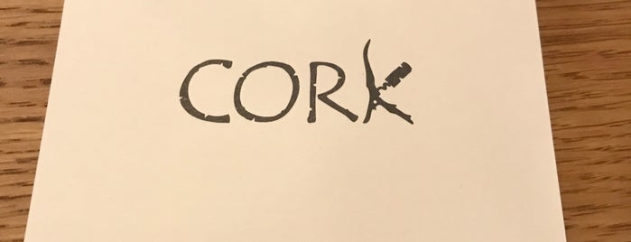 Cork is one of Copenhagen 2018.