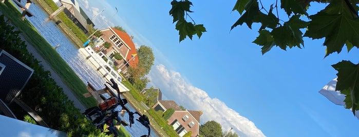 De Eetkamer van Giethoorn is one of Giethoorn.