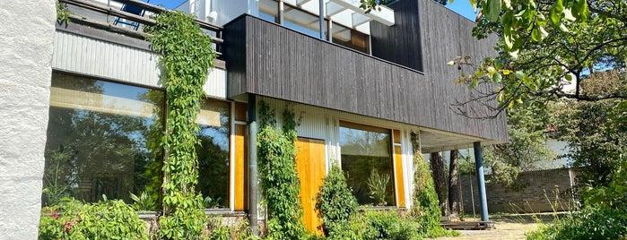 Alvar Aallon koti ja toimisto / Aalto House is one of mylifeisgorgeous in Helsinki.
