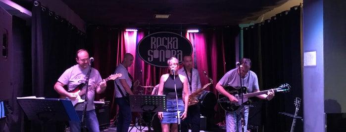 Rocka Sonora MusicBar is one of Posti che sono piaciuti a Yago.
