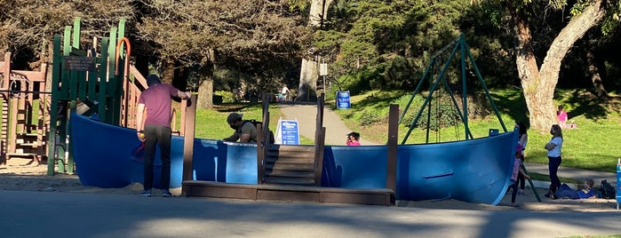 Blue Boat Playground is one of Playground.