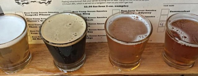 Sierra Nevada Brewing Co. is one of Breweries!.